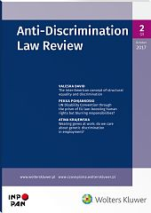 Anti-Discrimination Law Review