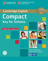 Compact Key for Schools Student's Book without