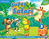 Super Safari 3 Pupil's Book + DVD
