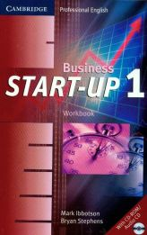 Business start-up 1 Workbook + CD