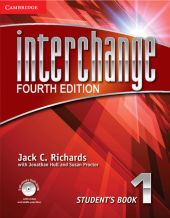 Interchange 1 Student's Book with Self-study DVD-ROM