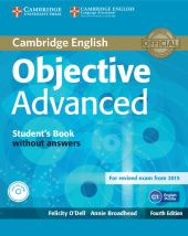 Objective Advanced Student's Book without answers + CD