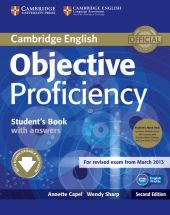 Objective Proficiency Student's Book with answers + 2CD