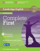 Complete First Workbook with answers + CD