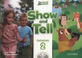 Show and Tell 2 Student Book + CD