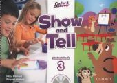 Show and Tell 3 Student Book + CD