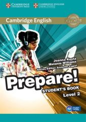 Cambridge English Prepare! 2 Student's Book