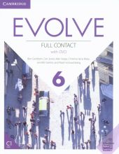 Evolve 6 Full Contact + DVD