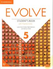 Evolve 5 Student's Book with Practice Extra