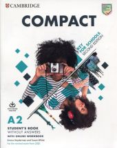 Compact Key for Schools A2 Student's Book with Online Workbook
