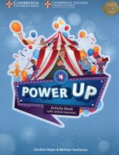 Power Up Level 4 Activity Book with Online Resources and Home Booklet
