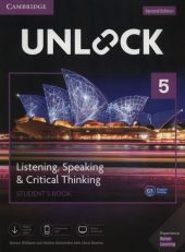 Unlock 5 Listening, Speaking & Critical Thinking Student's Book