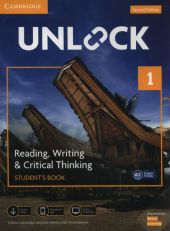 Unlock 1 Reading, Writing, & Critical Thinking Student's Book