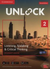 Unlock 2 Listening, Speaking & Critical Thinking Student's Book