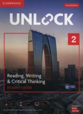 Unlock 2 Reading, Writing, & Critical Thinking Student's Book
