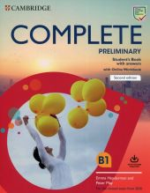 Complete Preliminary Student's Book with Answers with Online Workbook
