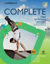 Complete First for Schools B2 Student's Book without answers with Online Workbook