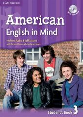 American English in Mind 3 Student's Book with DVD-ROM