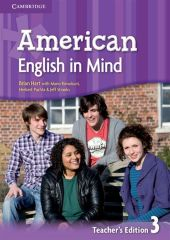 American English in Mind 3 Teacher's Edition