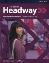 Headway 5E Upper-Intermediate Workbook with Key