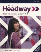 Headway 5E Upper-Intermediate Student's Book with Online Practice