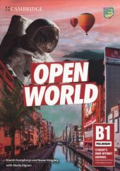 Open World Preliminary Student's Book without Answers with Online Practice