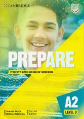 Prepare 3 Student's Book with Online Workbook