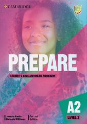 Prepare 2 Student's Book with Online Workbook
