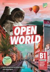 Open World Preliminary Self Study Pack