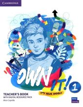 Own it! 1 Teacher's Book with Digital Resource Pack