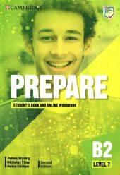 Prepare Level 7 Student's Book and Online Workbook