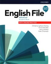 English File 4e Advanced Student's Book with Online Practice