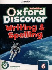 Oxford Discover 6 Writing & Spelling Book