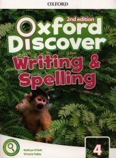 Oxford Discover 4 Writing & Spelling