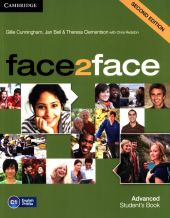 Face2face Advanced Second Edition