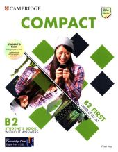 Compact First B2 Student's Pack