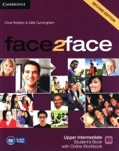 face2face Upper Intermediate Student's Book with Online Workbook