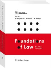 Foundations of Law: The Polish Perspective [PRZEDSPRZEDAŻ]