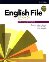 English File Advanced Plus Student's Book with Online Practice