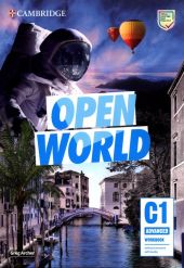Open World C1 Advanced Workbook without Answers with Audio